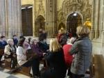 Visite Cathédrale 14 février 2015